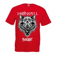 Young Wolf (Red)