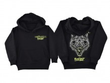 Young Wolf (Black, Hoodie)